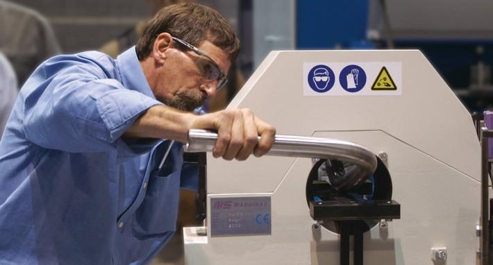 NS Maquinas - Metal Finishing Machines