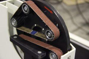 Round Tube Finishing Machines - ML50