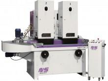 Flat bar and Rectangular Tube Finishing Machines - FGW170