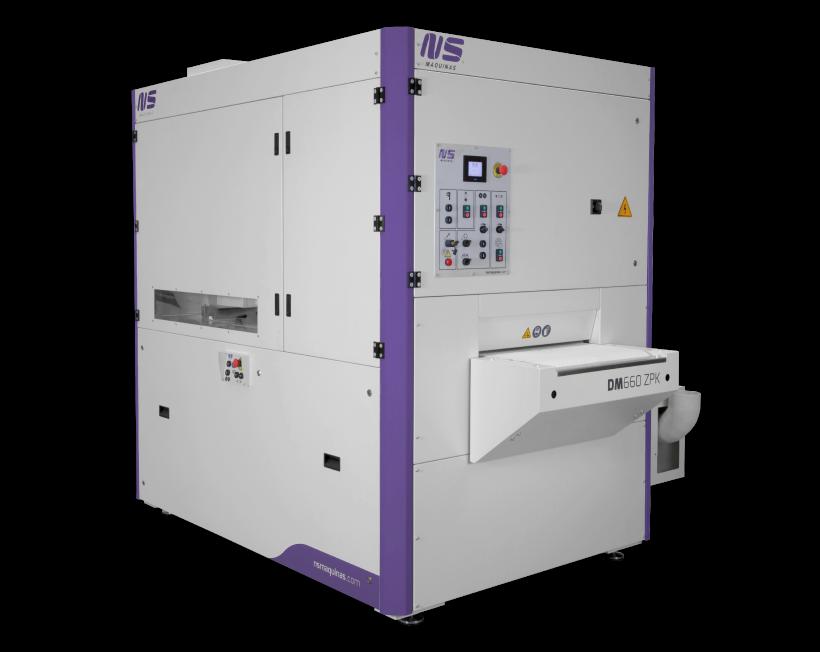 Deburring and Edge Rounding Machines - DM660ZPK