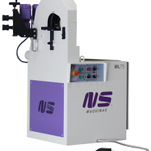 Round Tube Finishing Machines - ML75