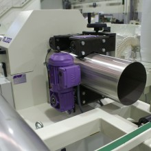 Round Tube Finishing Machines - ML200