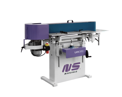 Multipurpose Finishing Machines – LVH200
