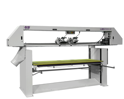 Long Belt Finishing Machines – LMD2500-2Z