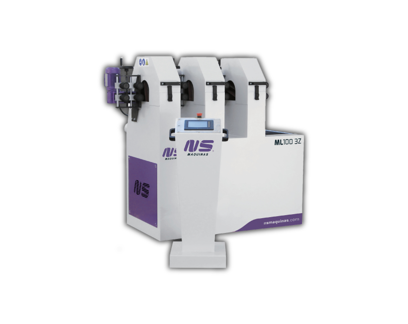 Round Tube Finishing Machines - ML100Z