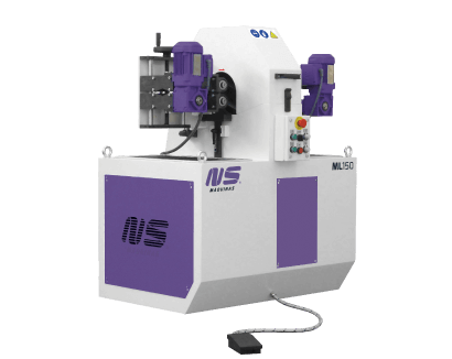 Round Tube Finishing Machines - ML100