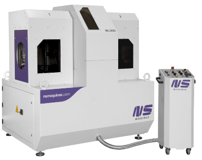 Round Tube Finishing Machines – ML300
