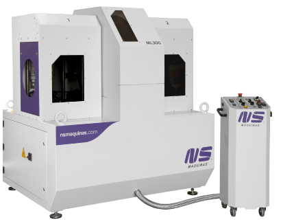 Round Tube Finishing Machines - ML300