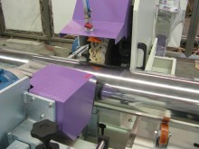 Flat bar and Rectangular Tube Finishing Machines - DM660ZK